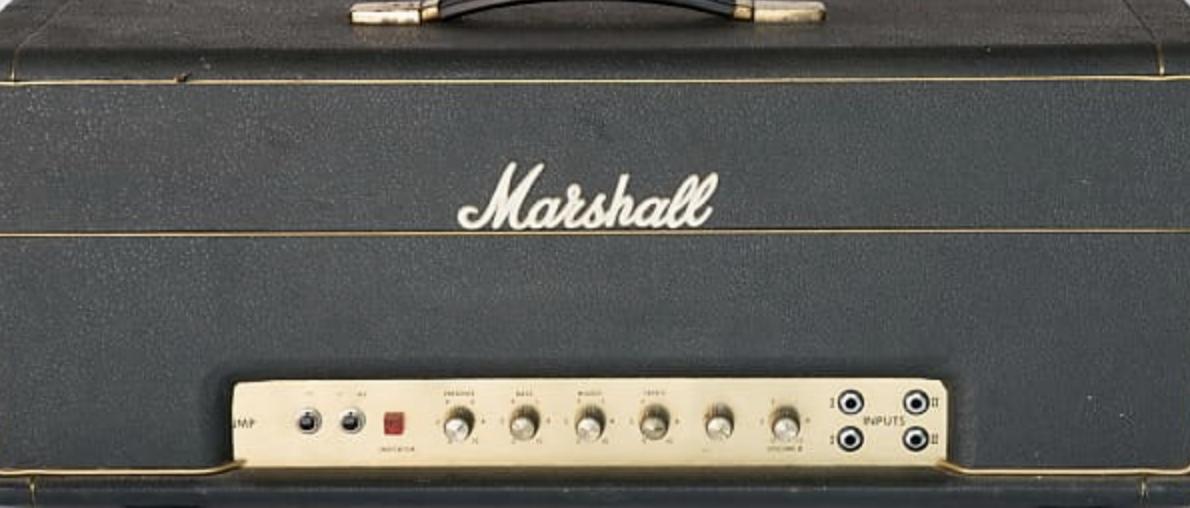 Valves for Marshall 1987 original vintage amp