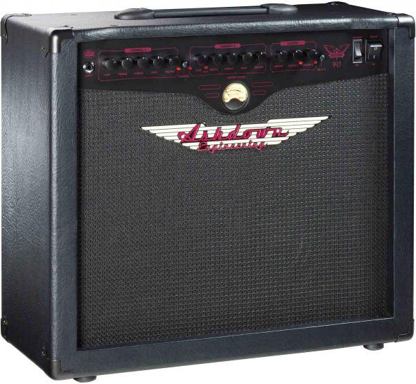 Best valves for Ashdown Fallen Angel FA40 combo amplifier