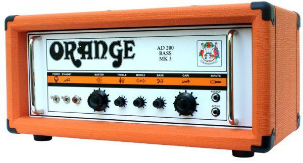 Best valves for Orange AD200 Bass MK 3 amplifier