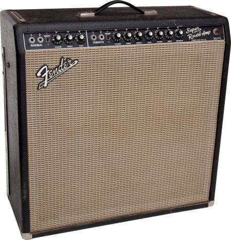 Best valves for Fender Super Reverb amplifiers