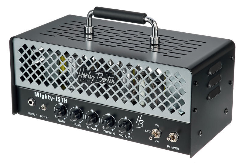 Best valves for Harley Benton Mighty 15TH amplifier