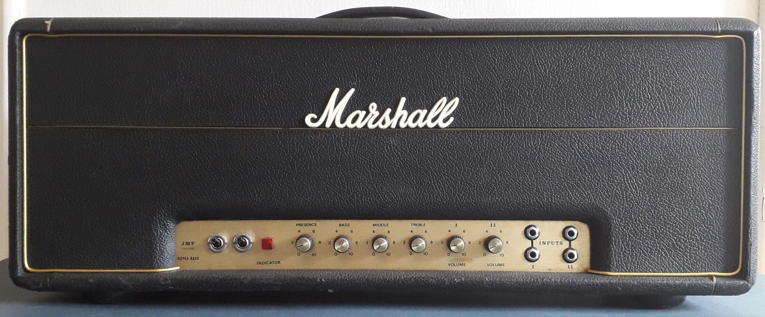 Best valves for Marshall Super Bass 100W amplifier