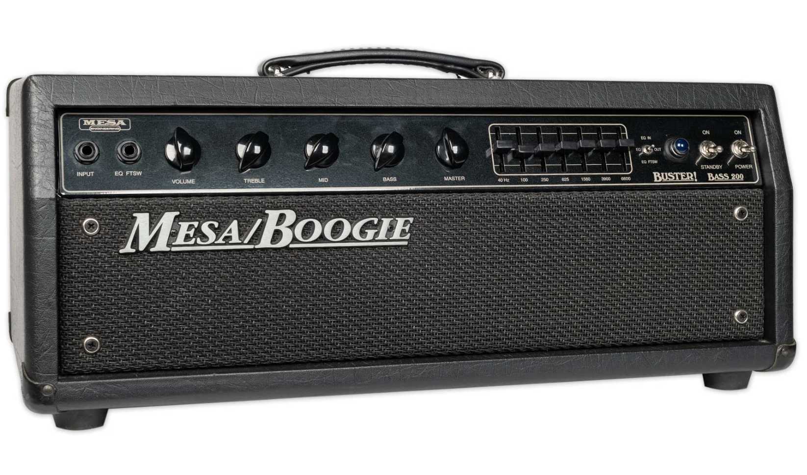 Best valves for Mesa Boogie Buster Bass 200 amplifier