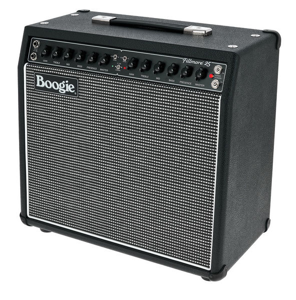 Best valves for Mesa Boogie Fillmore 25 amplifiers