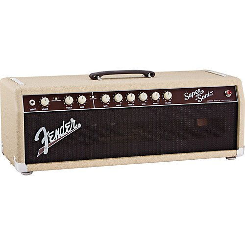 Bias A Fender Supersonic 60 Amplifier