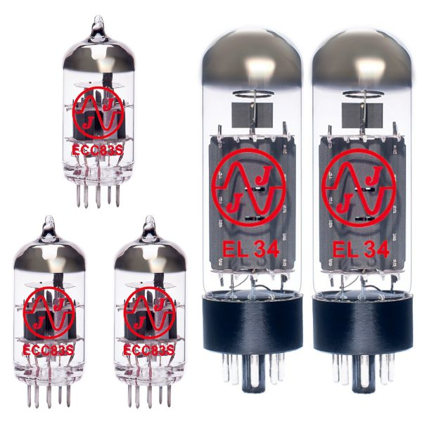 Replacement JJ valve kit for Marshall Origin 50 amplifiers