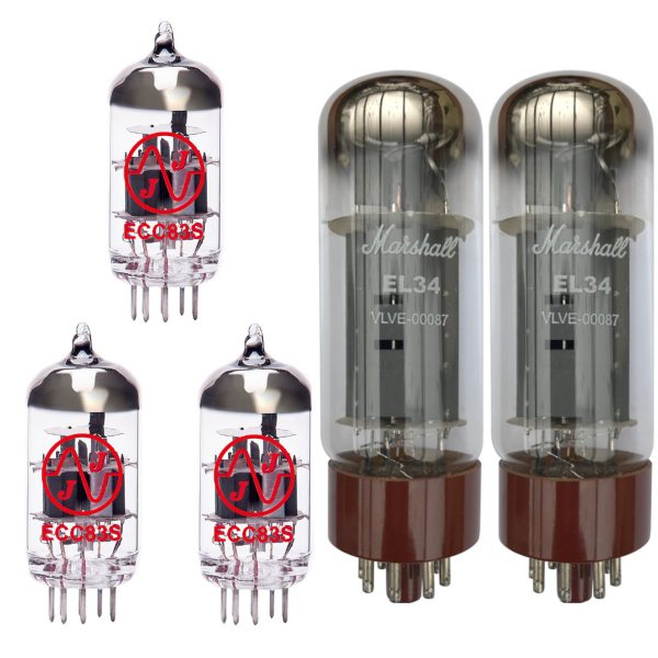 Replacement Marshall Valve Set For Marshall Origin 50 Amplifier