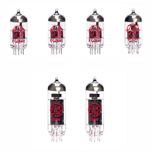 Replacement valve kit for Orange Rocker 15 Terror amplifiers
