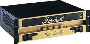 Valves Valves for Marshall EL34 50/50 power rack amplifier