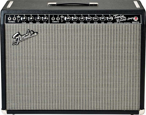Best Valves For Fender Twin Reverb 1965 Reissue Amplifier