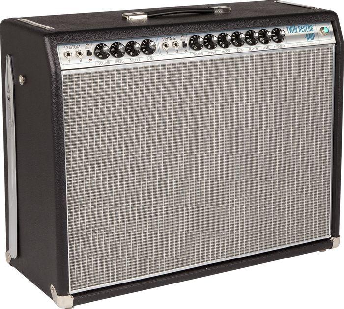 Valves for Fender 68 Custom Twin Reverb Amplifier