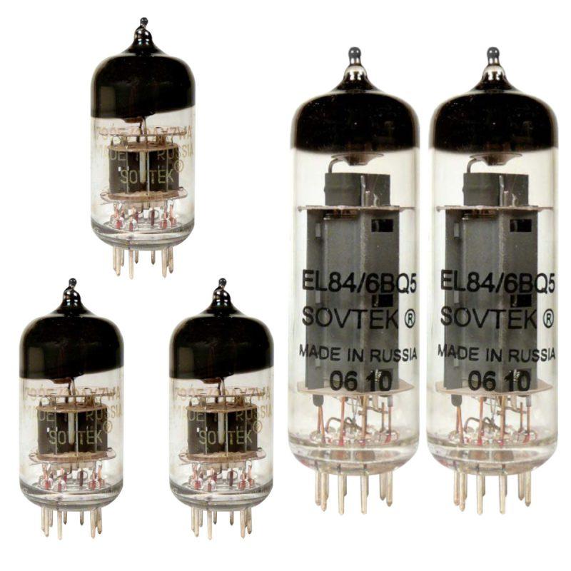 Sovtek valve kit for Fender Pro Junior amplifier