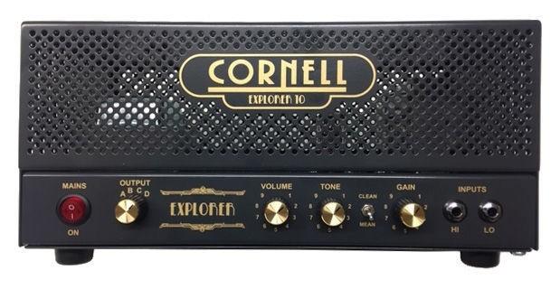 Valves for Cornell Explorer 10 amplifier