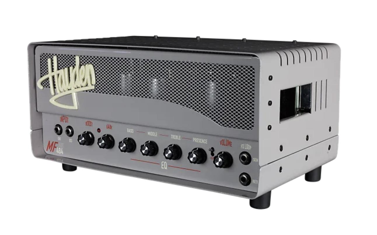 Valves for Hayden MF-484 (Mofo 30) amplifier
