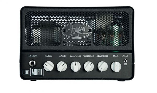Valves for Hayden Mini Mofo 15 watt amplifier