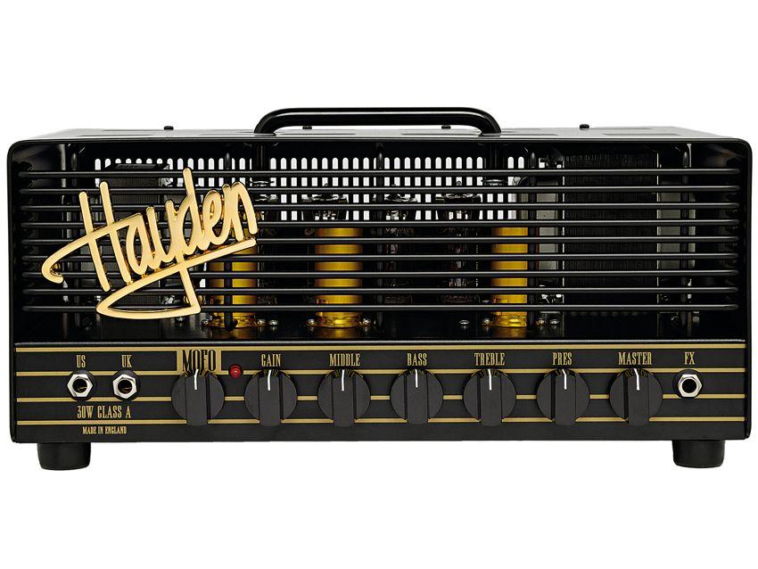 Valves for Hayden Mofo 15 watt original amplifier