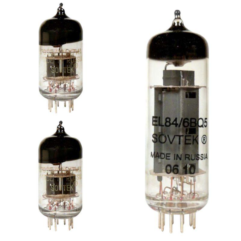 Best replacement Sovtek valve kit for Fender Bassbreaker 007