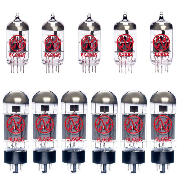 Best replacement valve kit for Fender Studio Bass