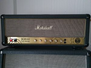 Best valves for Marshall JCM800 2203ZW Zakk Wylde amplifier
