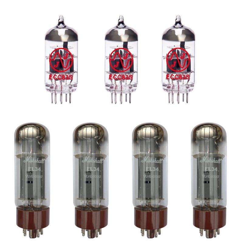 Replacement Marshall Valve kit for Marshall JMP 2203 amplifiers