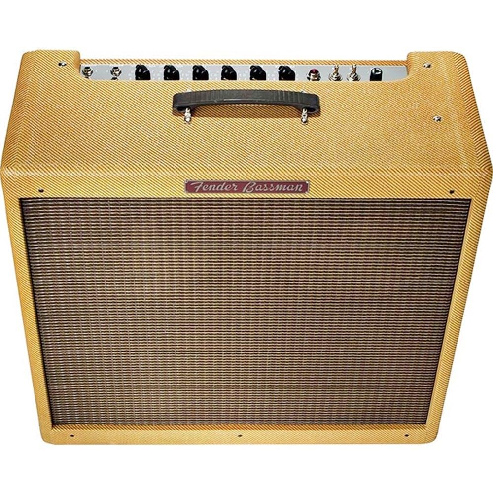 Valves for Fender 59 Bassman LTD amplifier