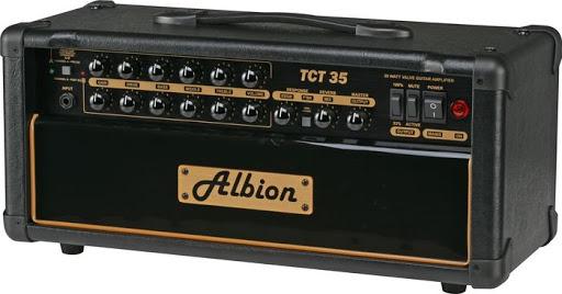 Best valves for Albion TCT 35 amplifier