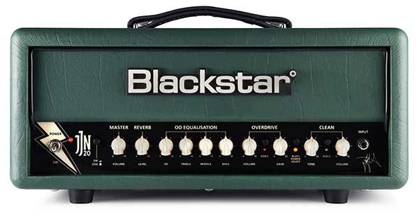 Best valves for Blackstar JJN 20 RH MKII amplifier