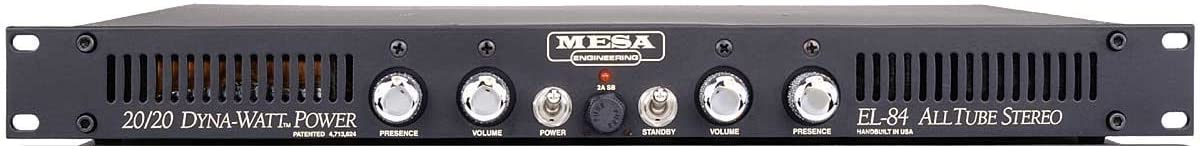 Best valves for Mesa Boogie 20/20 Dyna-Watt amplifier