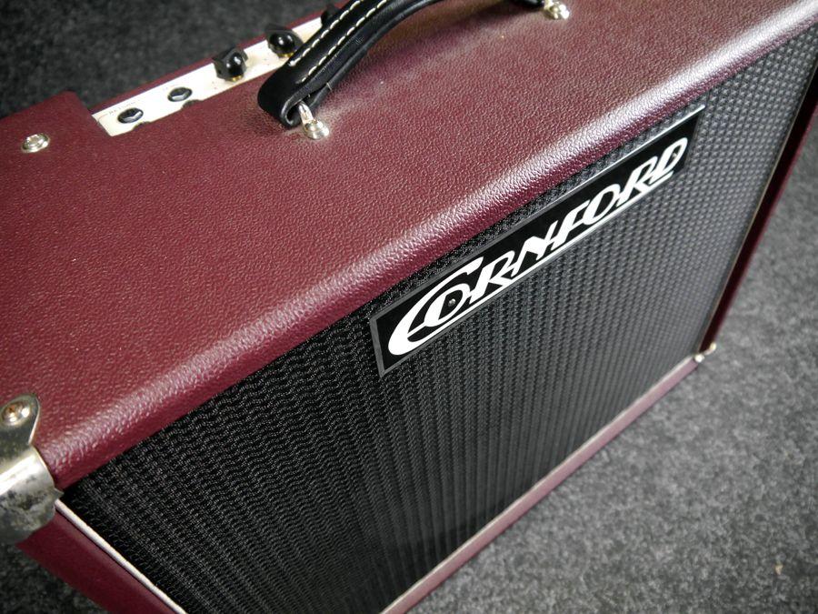 Best Valves for Cornford Hurricane amplifier