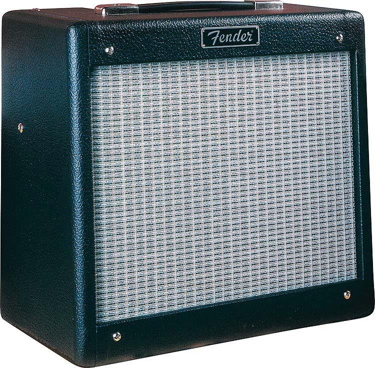 Bias for Fender Pro Junior amp