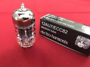 Electro Harmonix 12AU7 ECC82 valve.