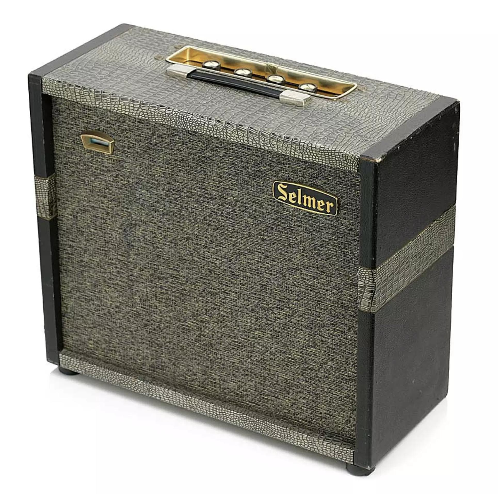 Best valves for Selmer Truvoice Concorde 8 amplifier