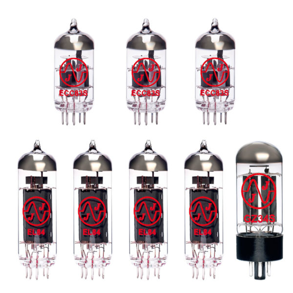 Best Replacement Valve Kit for Vox AC30 HW2